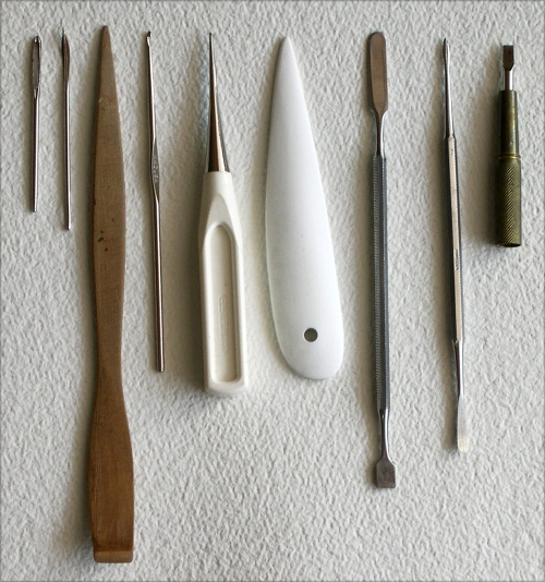 pointy tools
